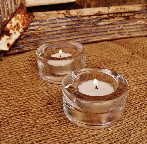 Tee light candle holders.jpg