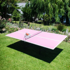 FUN!! Pink table tennis