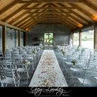 Ceremony in The Boathouse