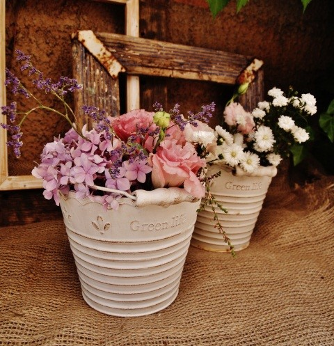 White tin floral buckets.jpg