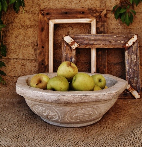 Large washed clay pot.jpg